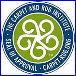 Carpet and Rug Institute Seal of Approval Certification