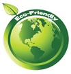 Carpet Cleaning Pros Eco-Friendly Logo